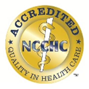 NCCHC Accredited Quality in Health Care